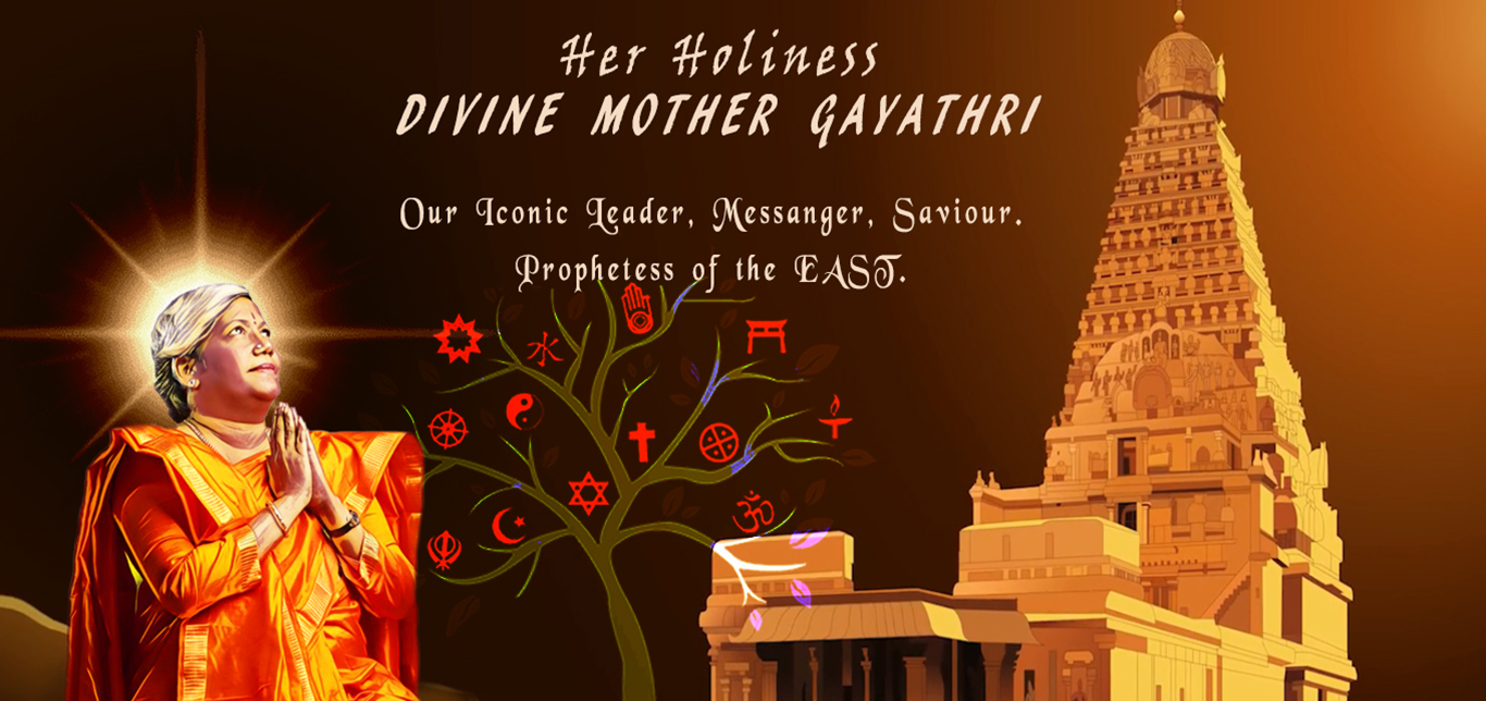 divine mother gayathri